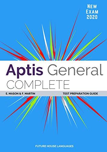 Aptis General Complete: Test Preparation Guide