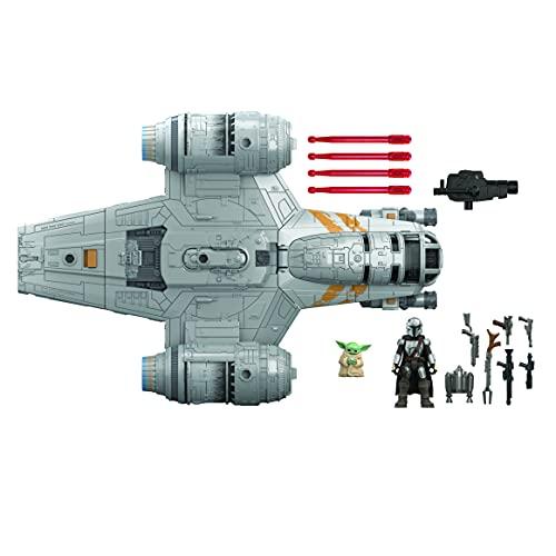 Star Wars Mission Fleet The Mandalorian The Child Razor...
