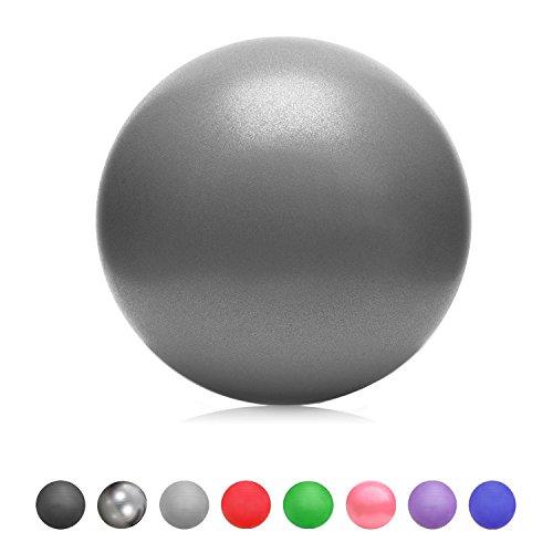 Glamexx24 Weich Gymnastikball Dick Anti-Burst Peziball Swissball Fitnessball Mini Pilates Ball Yogaball