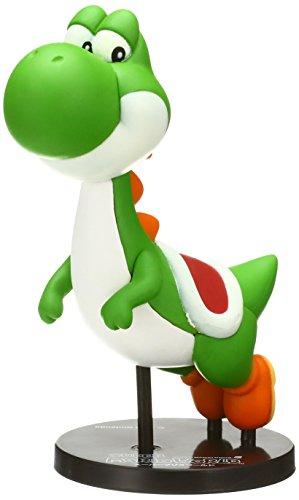 Figurine 'Super Mario Bros' - Série 2 - Yoshi 7 cm