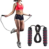 Syolee Skipping Rope Lightweight Jump Rope Fitness Speed Rope for Fat Loss, Calories