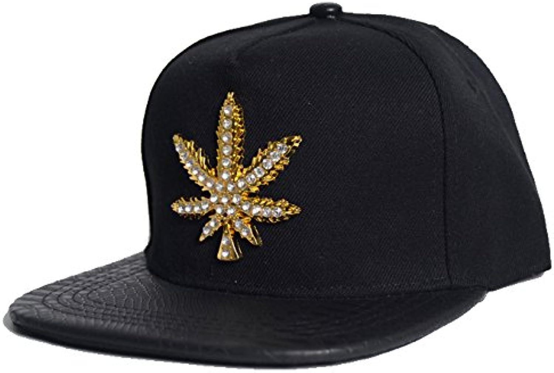 Meaeo Sommer Leopard Hip-Hop Hip-Hop Hip-Hop Caps Casual Einstellbare Blatt Hat B07D29NZ1T  Sehr gute Farbe 1e1bfd