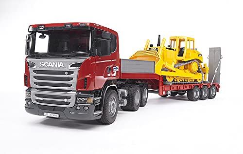 Bruder 03555 - Camion Scania R Serie S Articolato con...