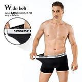 Zoom IMG-2 mobiusphy boxer uomo cotone mutande