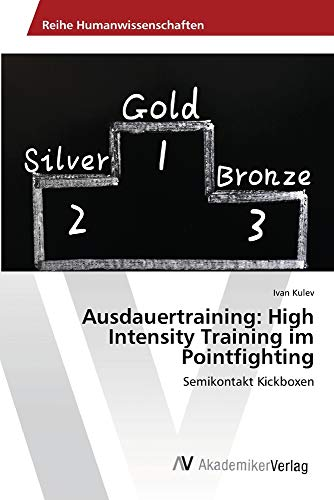 Ausdauertraining: High Intensity...