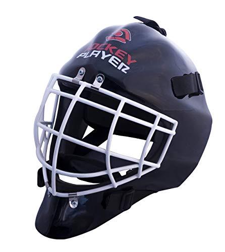 HOCKEYPLAYER Hockey keeperhelm met masker