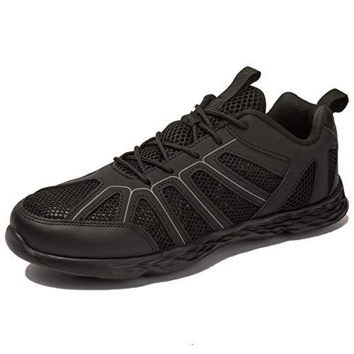 [WOTTE] スニーカー メンズ ウォーキングシューズ メッシュ 軽量 通気 歩きやすい ランニングシューズ 大きいサイズ メッシュシューズ 蒸れない 運動靴 カジュアル アウトドア