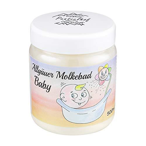 bester Test von black forest wasser oko Allgäu Baby Whey Bath – Additivfreies natürliches Bad – Allgäu Sweet Whey -…