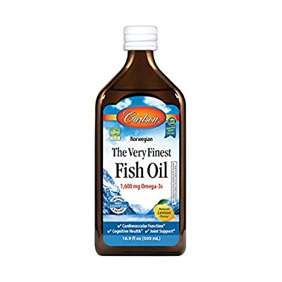 fish oil liquid