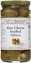 Jeffs Naturals Olive Stfd Blue Chse