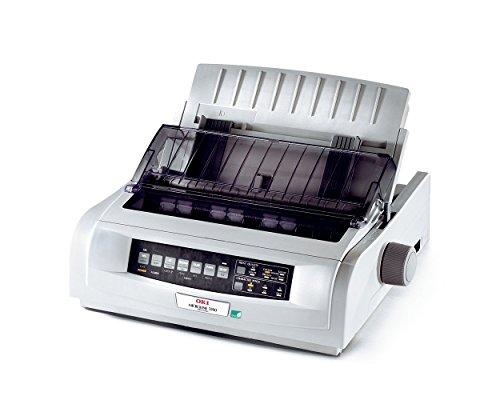 Stampante ad aghi, sistema di stampa 9 aghi a impatto, 80 colonne, 473 cps (caratteri al secondo)
