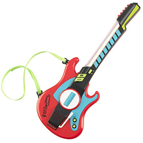 1. KidKraft Lil Symphony Electric Guitar Toy