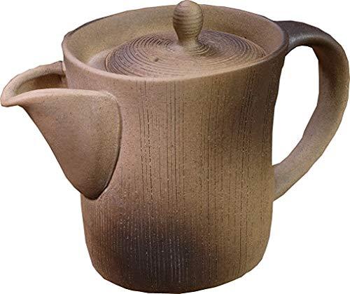 一心窯 焼締コーヒー急須 常滑焼 SOLO 280cc 伝統工芸士 土平栄一作