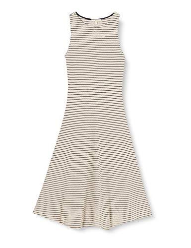 ESPRIT Damen 040EE1E301 Kleid, 285/SAND, S