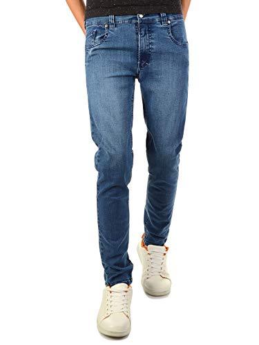 BEZLIT Jeans Hose Jungen Kinder Baumwolle Röhre-Jeans Stretch-Jeans 22861 Blau 158
