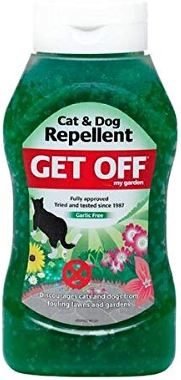 4X Get Off Dog & Cat Repellent Crystals 460g