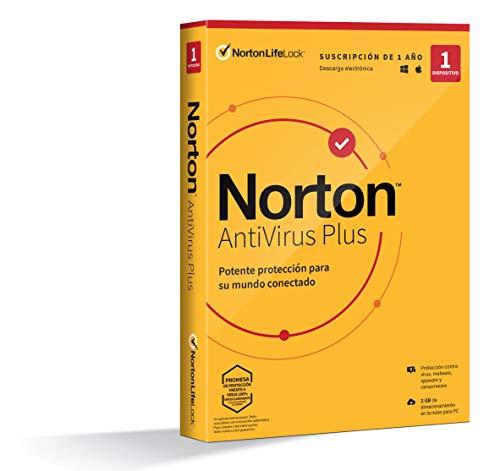 Antivirus Norton Deluxe Marca NortonLifeLock