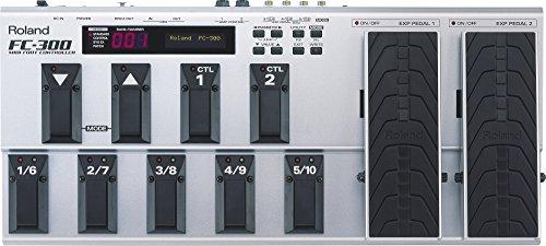 Roland FC-300Midi Foot Controller Pedalboard