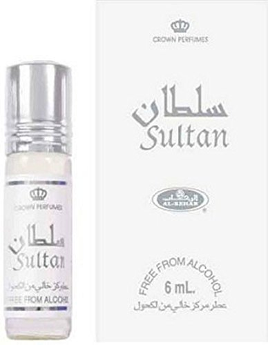 Sultan - 6ml (.2 oz) Perfume Oil by Al-Rehab (Crown Perfumes) by Al-Rehab