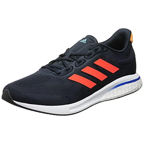 adidas Supernova M, Zapatillas de Running Hombre, Tinley/Rojsol/Dorsol, 45 1/3 EU