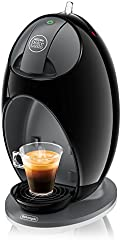 De'Longhi Dolce Gusto Jovia EDG250.B - Cafetera de cápsulas, 15 bares de presión, color negro