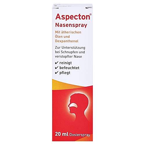 HERMES Arzneimittel ASPECTON NASENSPRAY 1.5{ce1879b3dd56c60d07d12676fa85900883006d1b0a5302c52fc726a20792047c}, 20 Stück