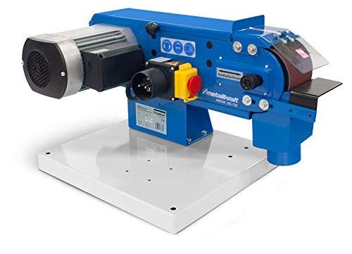 Metallkraft MBSM 100-130 Set - Metall-Bandschleifmaschinen