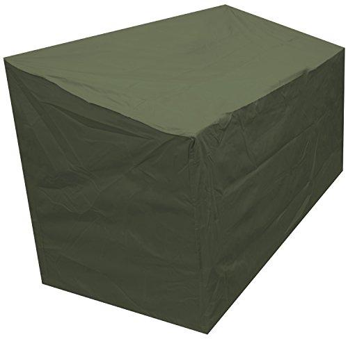 OXBRIDGE - Bâche pour chaises avec Table intégrée - étanche - pour Le Jardin/l'extérieur - Garantie 5 Ans - Vert