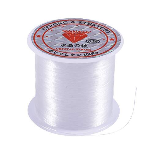 Fltaheroo Cuerda de alambre de 0,25 mm para pesca de 70 m