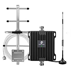 commercial AT  T 4G LTE Mobile Phone Signal Booster for Home and Office – 65 dB, 700 MHz Band, 12/17 Cellular… 4g mobile phone