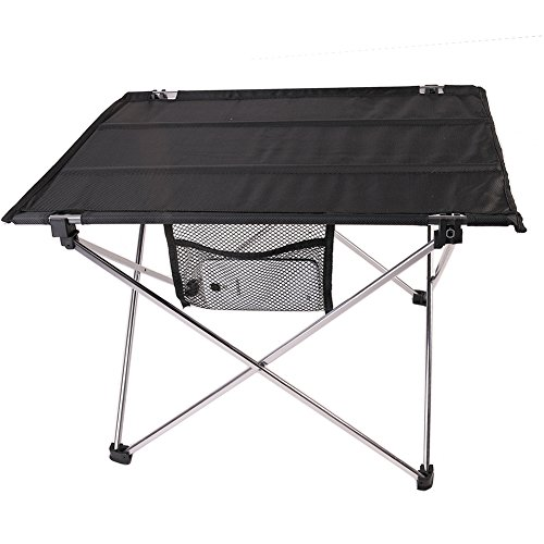 Ultraligero plegable Camping mesa de picnic portátil plegable tablas para Camping pesca