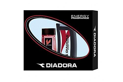 Confezione DIADORA ENERGY FRAGRANCE Eau de toilette e bagnoschiuma DIA934