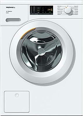 Miele WSA023 Freestanding Washing Machine, 7kg Load, 1400rpm spin, White