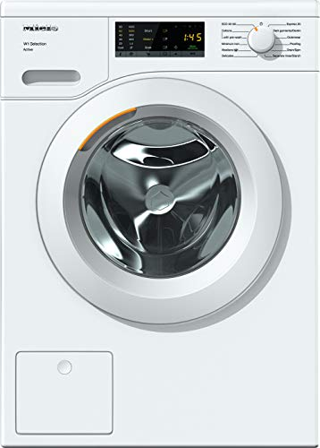 Miele WSA023 Freestanding Washing Machine, 7kg Load, 1400rpm spin, White