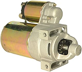 DB Electrical New SDR0291 Starter for Cub Cadet M60-KH Tank, 2185, Volunteer 4X2, 4X4 /Toro HydroJect 3010, ProCore 648 Aerator, 220, Dingo TX-420, 425 Kohler 2409801 2509808 2509809 2509811
