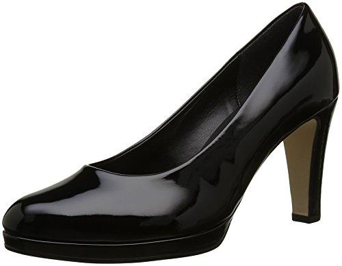 Gabor Shoes 51.270 Damen Plateau Pumps, Schwarz (schwarz(LFS natur) 77), 39 EU (6 Damen UK)