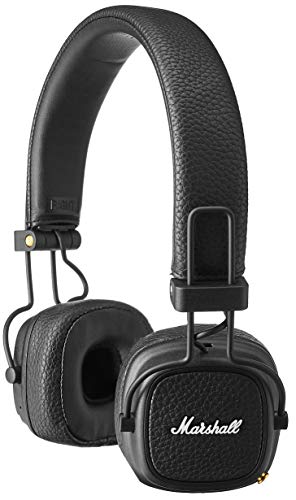 Marshall Major III Voice Bluetooth Noir