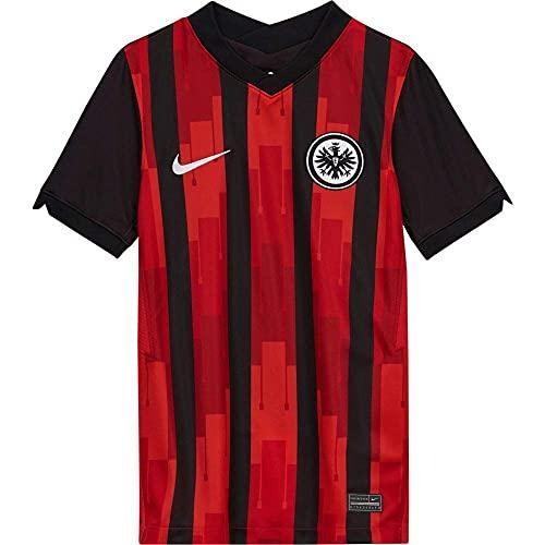 Nike Herren Eintracht Frankfurt BRT Stad Heimtrikot, Black/White, XXL