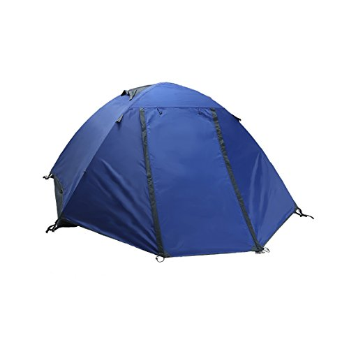 Wader Two Person Tent Waterproof Camping Tent for Easy up Backpacking Hiking 82x64x46in