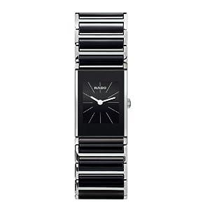 Rado Women's R20786152 Integral Black Dial Watch