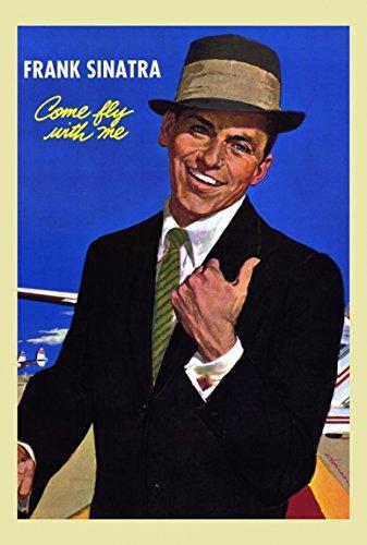 Frank Sinatra Movie Poster (68.58 x 101.60 cm)