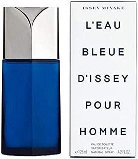 L'eau Bleue D'issey Pour Homme by Iŝsêy Miyâķe Cologne for Men 4.2 FL. OZ./125 ml