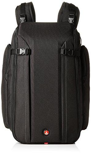Manfrotto MB MP-BP-50BB Professional Rucksack (geeignet für DSLR Kamera, Laptop, Blitzgerät und Objektive) schwarz