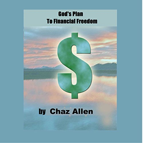 God's Plan for Financial Freedom in Your Life audiobook cover art