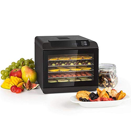 Best Bargain Electric Digital Food Dehydrator Machine,Meat and Fruit Dryer, 500 Watt, 35-70 ° C, ...