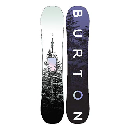 Burton Feelgood Smalls Girls Snowboard Sz 140cm