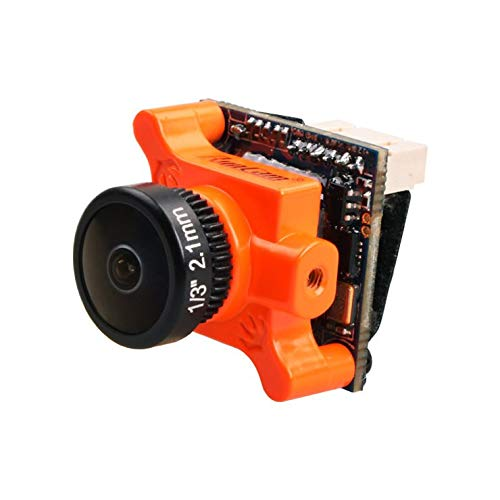 RunCam Micro Swift 3 FPV - Cámara de fotos (lente 2.1), color naranja