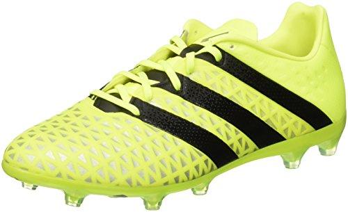 adidas Ace 16.2 FG, Botas de fútbol para Hombre, Amarillo (Amasol/Negbas/Plamet), 46 EU