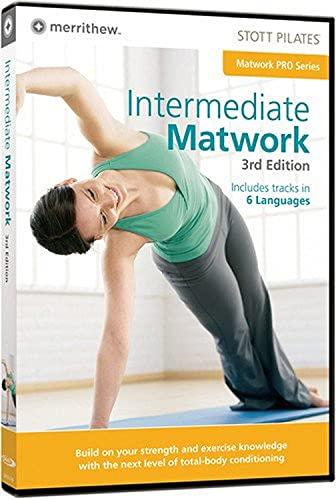 Stott Pilates: Intermediate Matwork 3rd Edition [Reino Unido] [DVD]