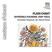 Plainchant from Auxerre Cathedral by Ensemble Organum (2009-03-10)